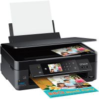 Epson Expression Home XP-440 Inkjet Multifunction Printer - Color - Plain Paper Print - Desktop EPSC11CF27201