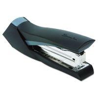 Swingline SmoothGrip Stapler, Full Strip, 20 Sheet Capacity, Black SWI79410