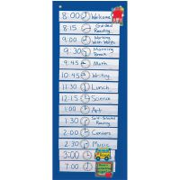 Scheduling Pocket Chart CDPCD5615