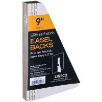 Self-Stick Chipboard Easel Backs 25/Pkg NOTM378597