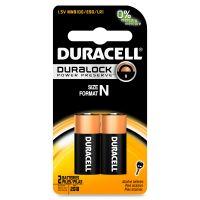 Duracell Coppertop Alkaline Medical Battery, N, 1.5V, 2/Pk DURMN9100B2PK
