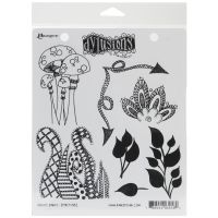"Dyan Reaveley's Dylusions Cling Stamp Collections 8.5""X7"" NOTM222430"