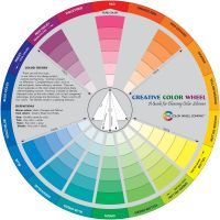 Creative Color Wheel NOTM133345
