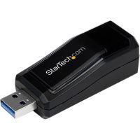 StarTech.com USB 3.0 to Gigabit Ethernet NIC Network Adapter - 10/100/1000 Mbps SYNX3554309
