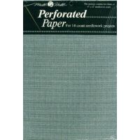 "Perforated Paper 14 Count 9""X12"" 2/Pkg NOTM207582"