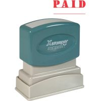 Xstamper PAID Title Stamp XST1221