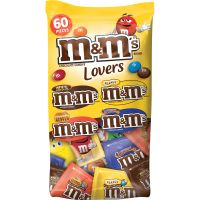 M&M's Chocolate Candies Lovers Variety Pack MRSSN51793