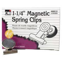 CLI Magnetic Spring Clips LEO68512