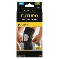 FUTURO Precision Fit Knee Support, Black MMM01039ENT