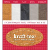 "Kraft-Tex Sampler Pack 8.5""X11"" NOTM088358"