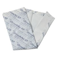 Medline Ultrasorbs AP Underpads, 31 x 36, White, 10/Pack, 4 Pack/Carton MIIULSORB3136CT