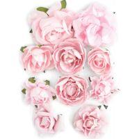 "Paper Blooms 1"" To 1.5"" 10/Pkg NOTM465735"