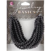 Jewelry Basics Glass Beads 4mm 300/Pkg NOTM205790