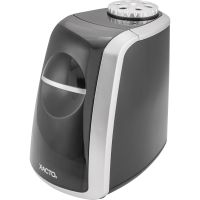 X-ACTO SharpX Principal Electric Pencil Sharpener, Black/Silver EPI1773