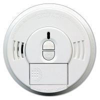 Kidde Front-Load Smoke Alarm w/Mounting Bracket, Hush Feature KID09769997