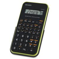 Sharp EL-501XBGR Scientific Calculator SHREL501XBGR