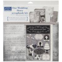"Karen Foster Scrapbook Page Kit 12""X12"" NOTM092579"