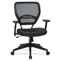 Office Star Dark Air Grid Back Manager's Big & Tall Office Chair OSP5700E