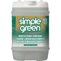 Simple Green Industrial Cleaner & Degreaser, Concentrated, 5 gal, Pail SMP13006