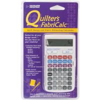 Quilter's FabriCalc Design & Fabric Estimating Calculator NOTM084570