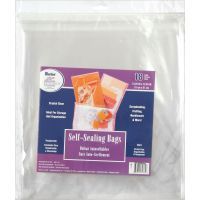 Darice Self-Sealing Bags NOTM354900