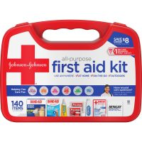 Johnson&Johnson All-purpose First Aid Kit JOJ117210