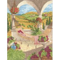 Harvest Celebration Counted Cross Stitch Kit NOTM052767