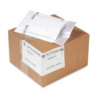 Sealed Air TuffGard Self-Seal Cushioned Mailer, #000, 4 x 8, White, 25/Carton SEL49678