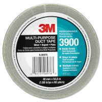3M Multi-Purpose Duct Tape 3900, General Maintenance, 48mm x 54.8m, Silver MMM3900