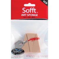 PanPastel Sofft Art Sponges 3/Pkg NOTM461098