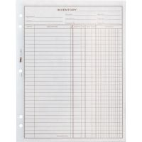 Inventory Forms & Tags