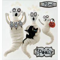 Jolee's Halloween Stickers NOTM204072