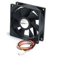StarTech.com 90x25mm High Air Flow Dual Ball Bearing Computer Case Fan w/ TX3 SYNX495713