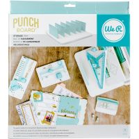 We R Memory Keepers Punch Board Storage NOTM335017