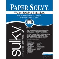 Paper Solvy Water-Soluble Stabilizer NOTM102494
