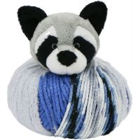 DMC Top This! Yarn - Raccoon NOTM064565