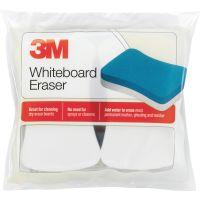 3M Whiteboard Eraser for Whiteboards, 2/Pack MMM581WBE