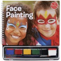 Face Painting Book Kit NOTM391462