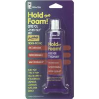Hold the Foam! Styrofoam Glue NOTM213923