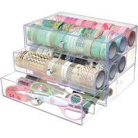 Deflecto Washi Tape Storage Cube NOTM391993