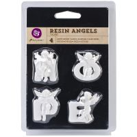 Resin Angel Embellishments NOTM360891