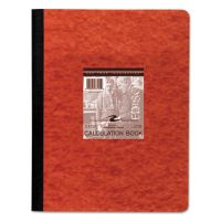 Roaring Spring Section Sewn Lab Notebook, Quadrille, Red Cover, 11 3/4 x 9 1/4, 76 Shts/Pad ROA77155