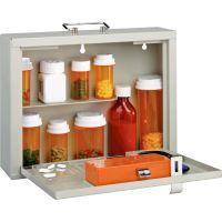 MMF Premium Steel Medication Case MMF201906206