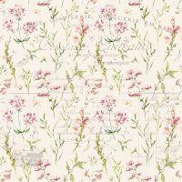 "Bella Botanical Single-Sided Cardstock 180gsm 12""X12"" NOTM461558"