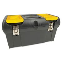 Stanley Series 2000 Toolbox w/Tray, Two Lid Compartments BOS019151M