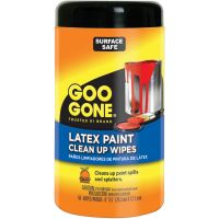 Goo Gone Latex Paint Clean Up Wipes NOTM302699