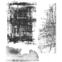 "Tim Holtz Cling Rubber Stamp Set 7""X8.5"" NOTM469330"