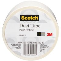 Scotch Solid Color Duct Tape 1.88:x20yd NOTM330861