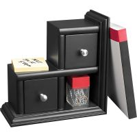Victor Midnight Black Collection Reversible Book End VCT89015