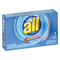 All Ultra HE Coin-Vending Powder Laundry Detergent, 1 Load, 100/Carton VEN2979267